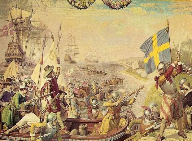 Эпизод Кальмарской войны между Данией и Швецией, 1611 год - Датский флот Нового времени: пороки и успехи | Warspot.ru