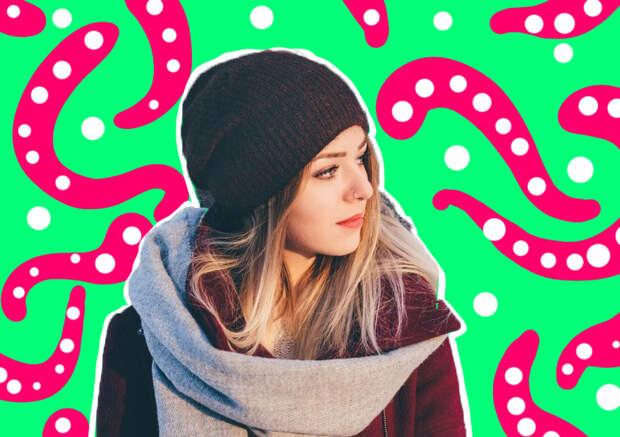 14 самых интересных способов как завязать шарф