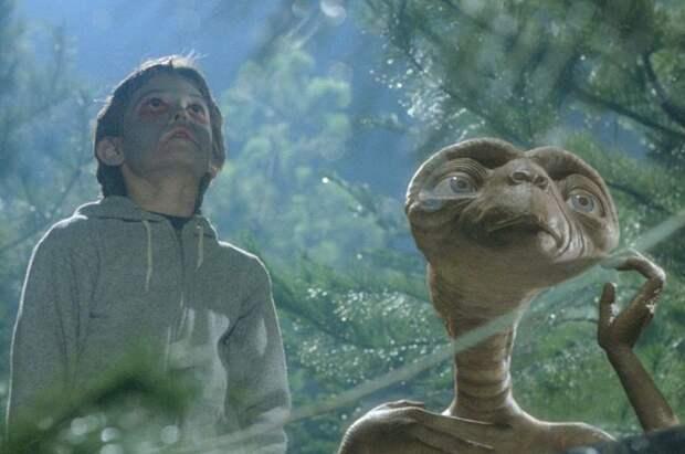 История одного фильма: «Инопланетянин» Стивена Спилберга