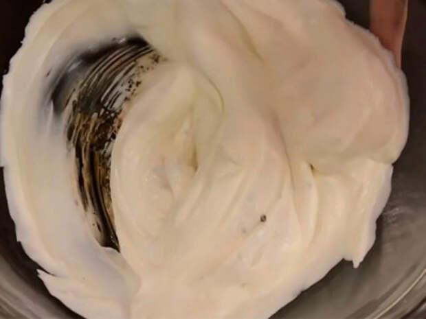 Кофейный торт на скорую руку. Чем-то даже похож на Тирамису
