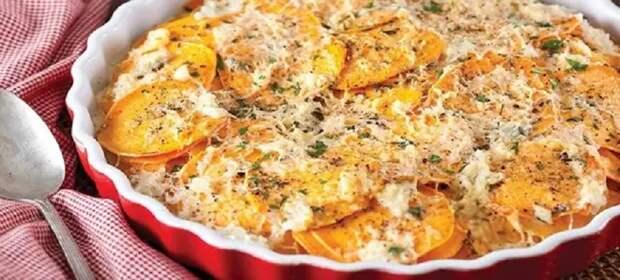 Полезные блюда из батата: расширяем осеннее меню