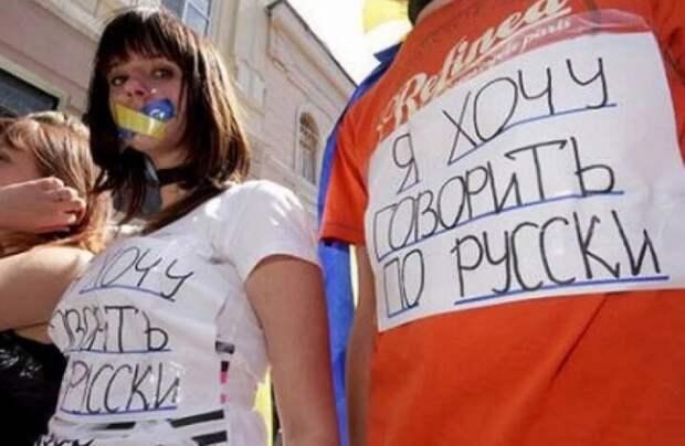 Новый шпрехенфюрер Зеленского: атака на русский язык