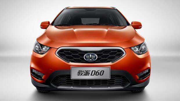 Продажи обновленного кроссовера FAW Junpai D60 стартовали в Китае