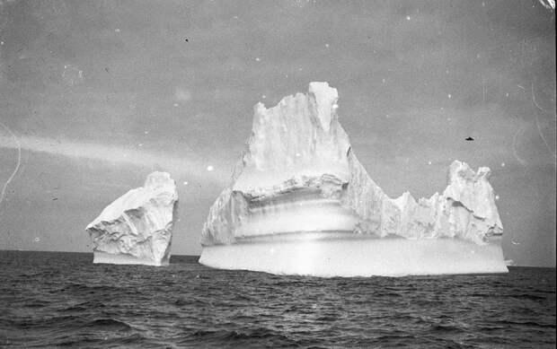 Первая Австралийская антарктическая экспедиция в фотографиях Фрэнка Хёрли 1911-1914 43