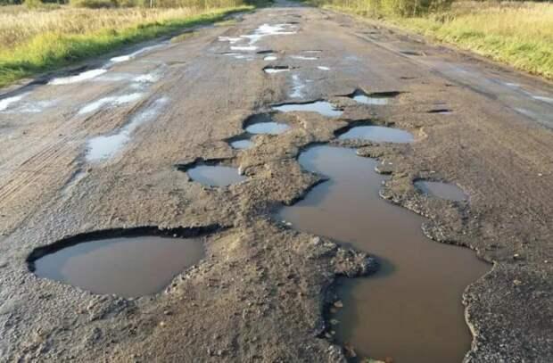 Жители Кишинёва жалуются на разбитые дороги во дворах