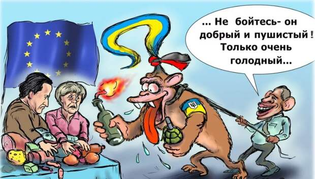 Украинский министр попытался «спасти лицо» Зеленского – но опозорился ещё сильнее своего президента