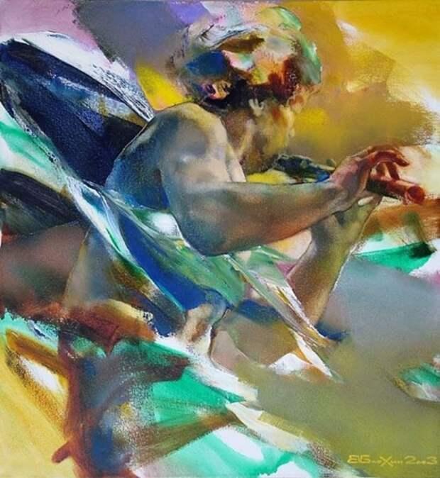 художник Валерий Блохин картины – 12