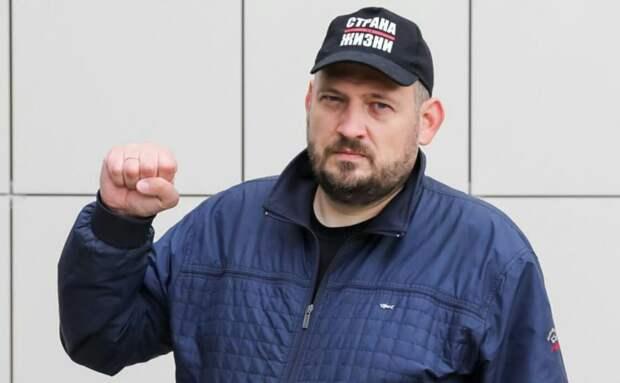СКБелоруссии оценил ущерб отдействия мужа Тихановской в1,3 млн долларов
