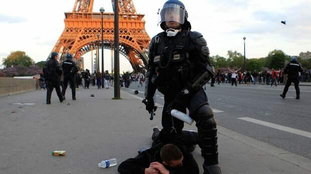 митинг, Париж