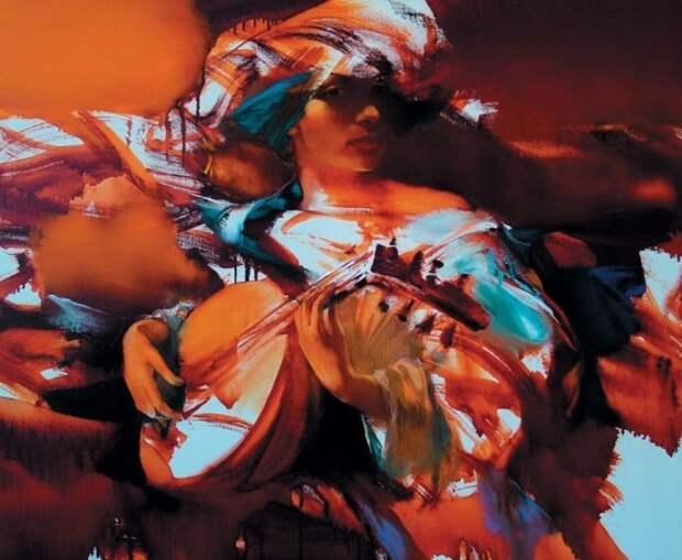 художник Валерий Блохин картины – 26