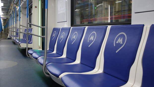 10 вагонов «Москва» изготовили для Бакинского метрополитена в 2018 году
