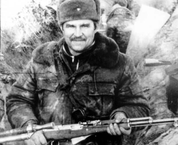 Полковник БАЛАШОВ Олег Александрович