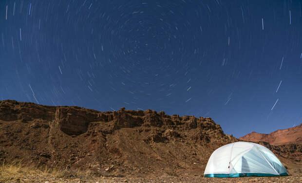 Camping Under the Stars by Garrett Derian-Toth on 500px.com