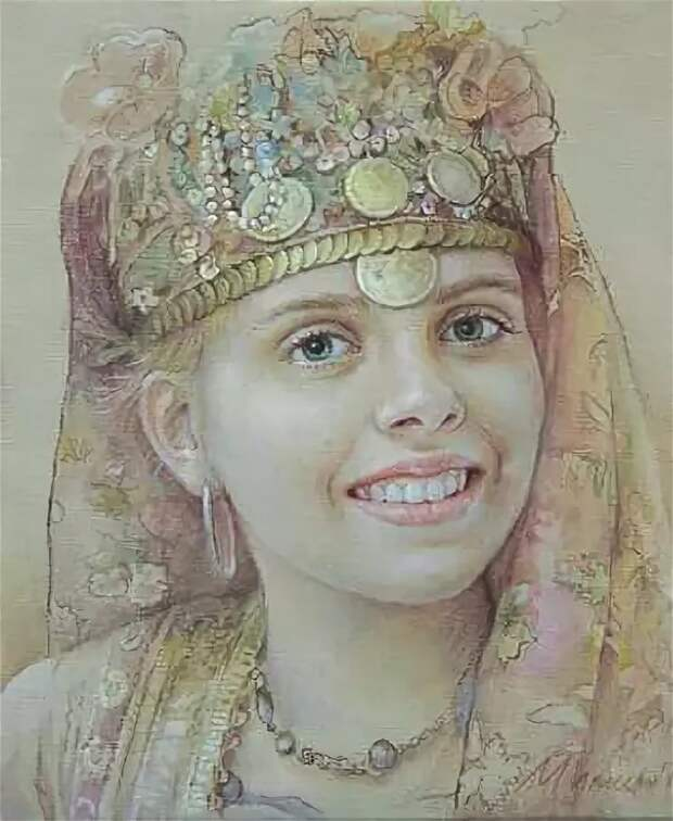 художник Мария Илиева (Maria Ilieva) картины – 29
