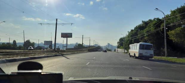 Часть 3. Путь из спб в Крым на машине. Воронеж-Крымский мост