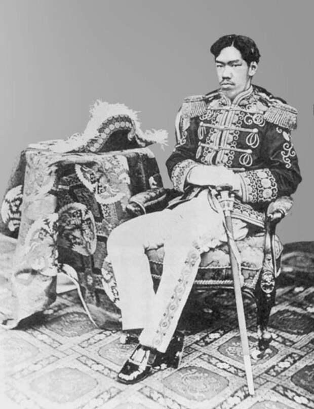 Император Мацухито, большой ненавистник сокусинбуцу