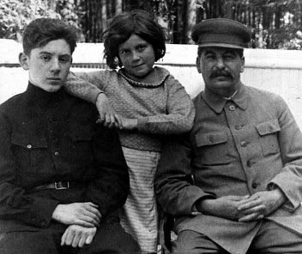 Судьба потомков Сталина