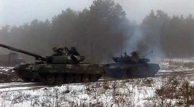 «РГ»: украинским танкам Т-84, наконец, нашли достойное применение