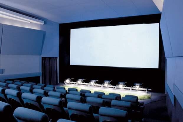 Московский кинотеатр «Ролан» находится на грани закрытия