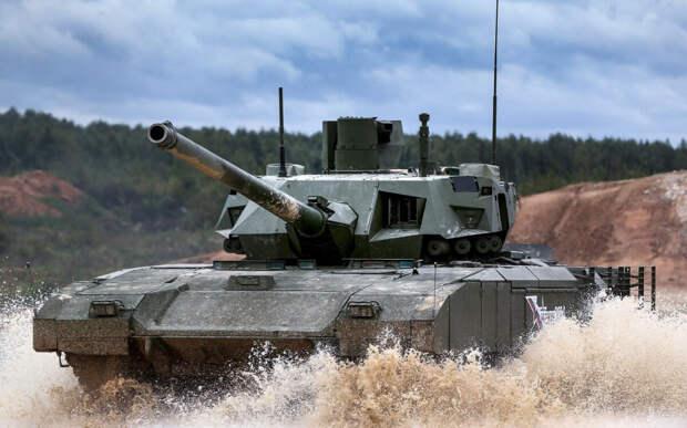 Россия ведет себя очень осторожно – СМИ США об отправке Т-14 «Армата в Сирию»
