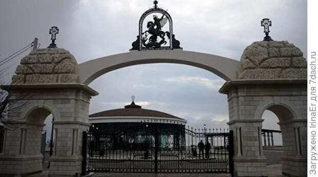 СЕВАСТОПОЛЬ НОВЫЙ ПАРК ФИОЛЕНТ / Новый парк Георгиевский монастырь (Видео)
