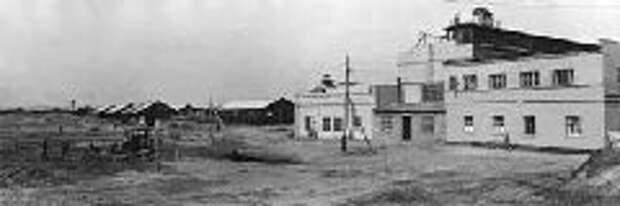 Завод №918 в 1952 году. Фото с сайта НПП