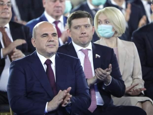 Премьер Мишустин дал месяц на разработку мер поддержки бизнеса