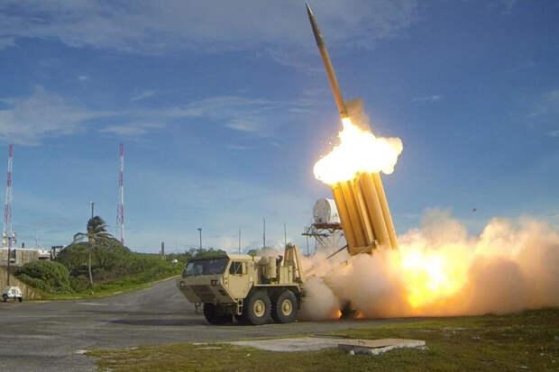 Испытания системы перехвата ракет дважды завершились неудачей в США