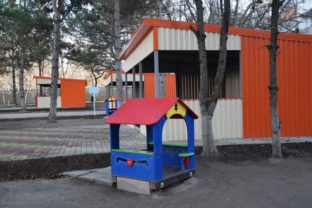 В Симферополе открыли обновлённый детсад за 75 миллионов рублей