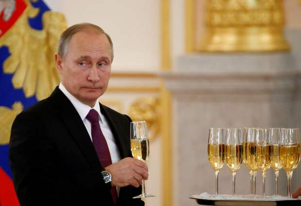 О самом роскошном прогибе перед Путиным