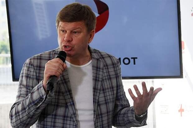 Губерниев объявлен угрозой безопасности Украины