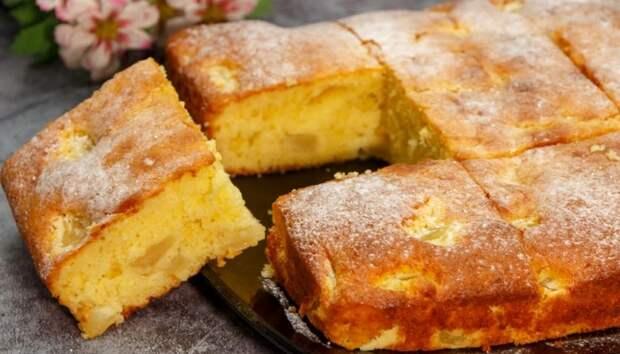 Готовлю пирог «Для ленивых»: трачу 5 минут своего времени, а остальное делает духовка