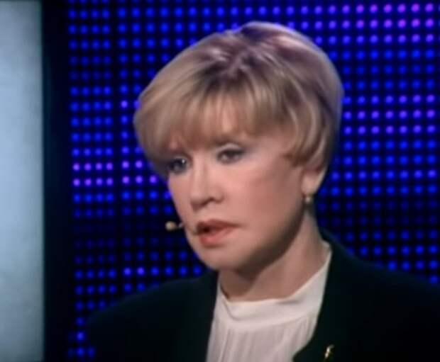 Юлия Меньшова сообщила о возвращении Веры Алентовой из больницы
