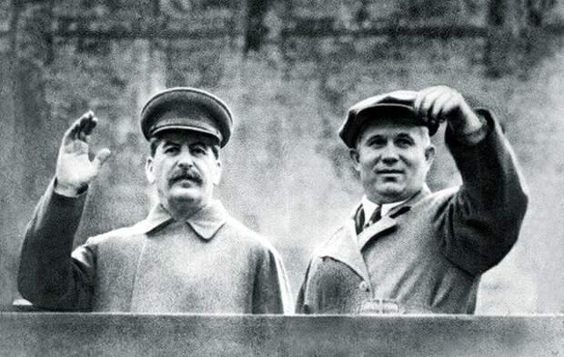 Анатолий Вассерман : Не Сталин кровавый тиран, а Хрущев
