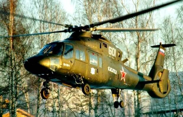 Вертолёт, который передержали на земле: почему Ка-60 оказался не нужен отечественной армии.