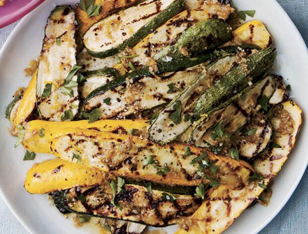 Гриль-овощи: вкусные как мясо