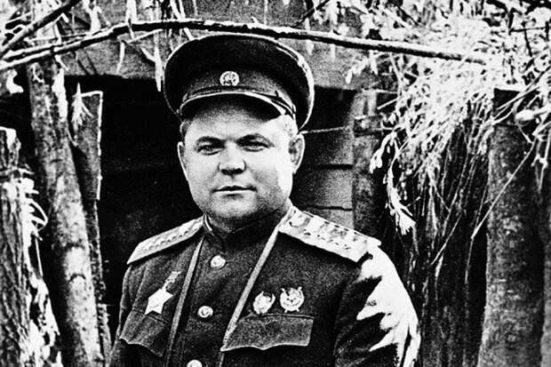 Генерал Ватутин: как бандеровцы убили командующего 1-м Украинским фронтом