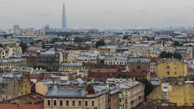 Синоптик Леус предупредил петербуржцев о прохладной и облачной погоде в среду