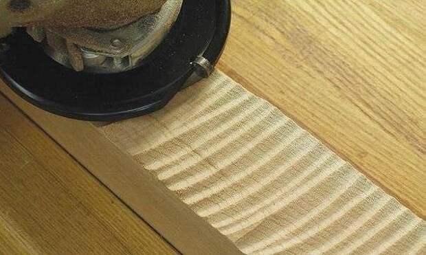 Простые способы создания сложной текстуры на дереве