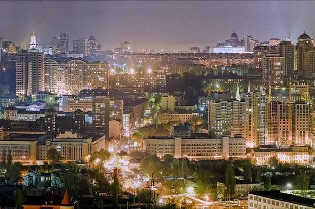 В Киеве начались веерные отключения электроэнергии из-за войны в Донбассе