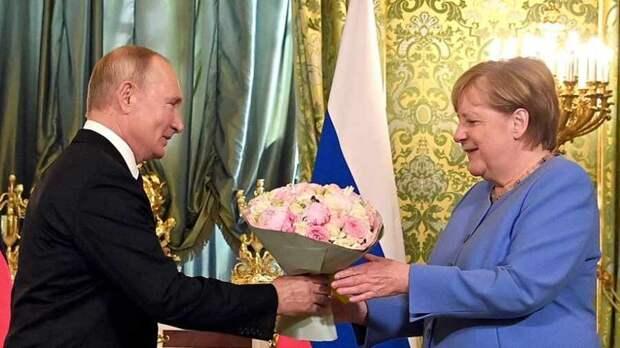Итоги прощального визита Меркель в Москву