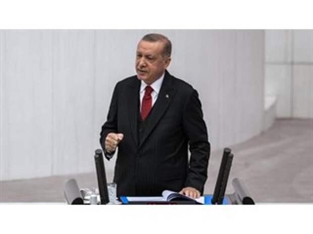 Эрдоган запросил у парламента мандат на отправку военных в Азербайджан
