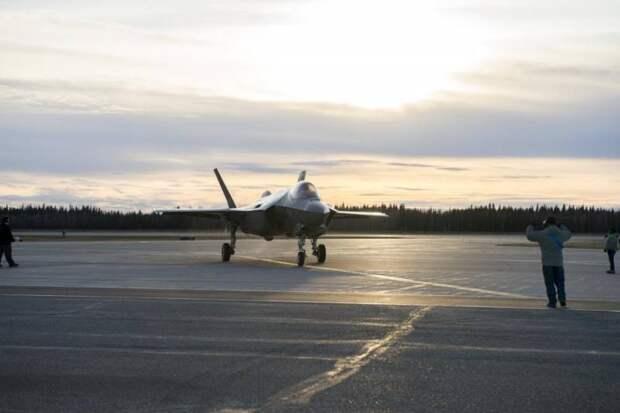 Глубокая модернизация. F-35 приблизят к F-22 Raptor