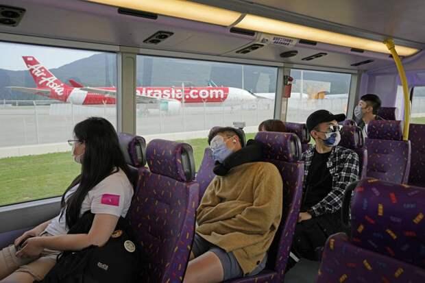 В Гонконге появился автобусный тур для тех, кто не высыпается