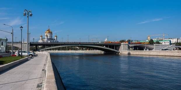 Сергунина рассказала о популярных маршрутах городского онлайн-гида «Узнай Москву». Фото: М. Мишин mos.ru