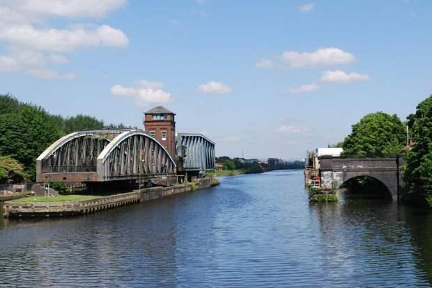 Самые впечатляющие водяные мосты