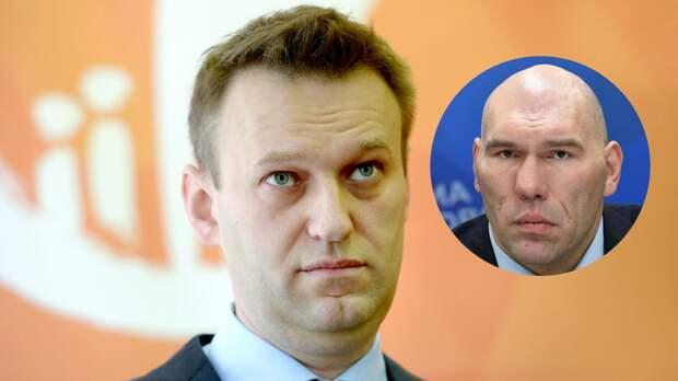 Валуев — о госпитализации Навального: «Какой смысл сейчас выстраивать какие-то версии?»