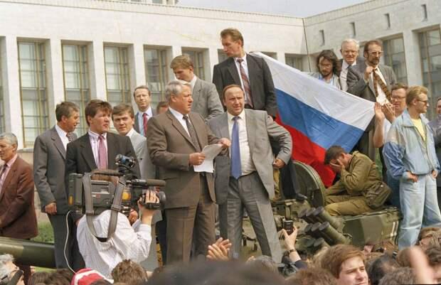 Секретарь Московского горкома КПСС объяснил цель «путча»