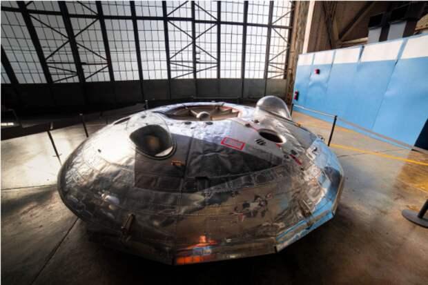 У СССР могла появиться своя летающая тарелка. /Фото: researchgate.net