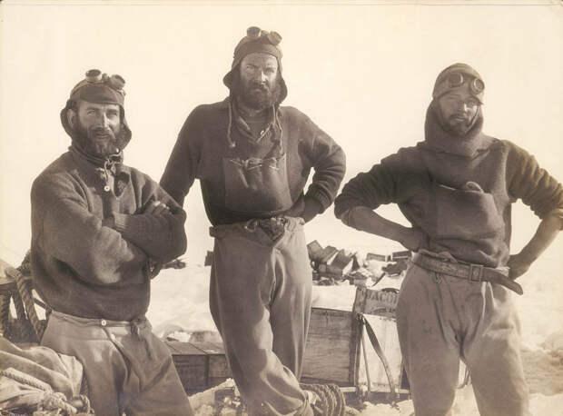 Первая Австралийская антарктическая экспедиция в фотографиях Фрэнка Хёрли 1911-1914 59